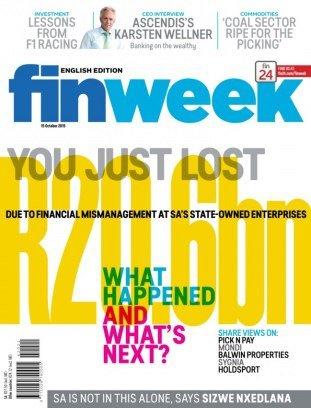 Finweek – October 15, 2015