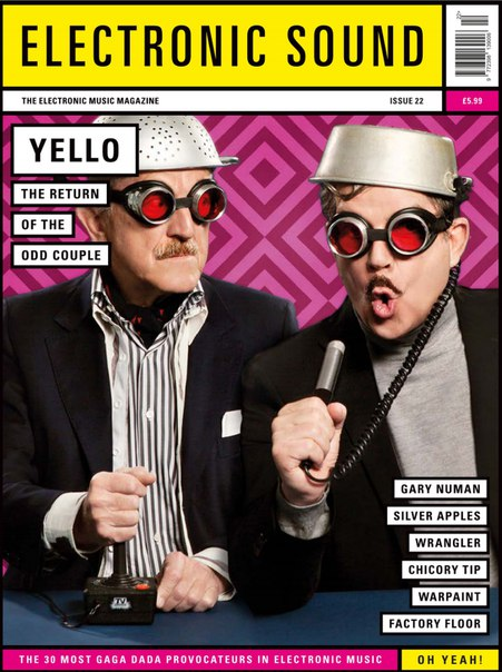 Download Electronic Sound - Issue 22 2016