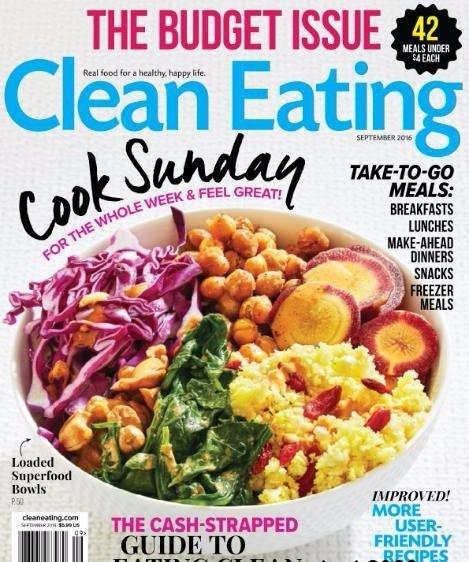 Download Clean Eating - September 2016
