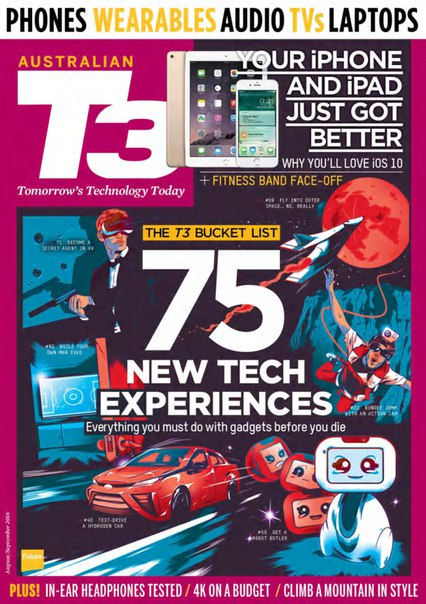 Download T3 Magazine - September 2016