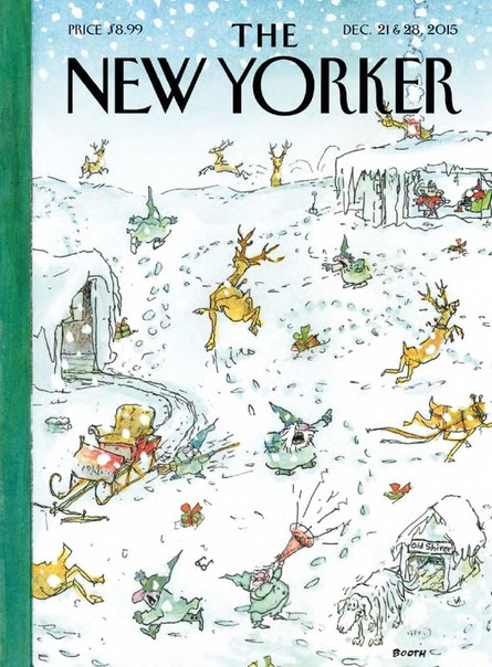 Download The New Yorker - December 21, 2015
