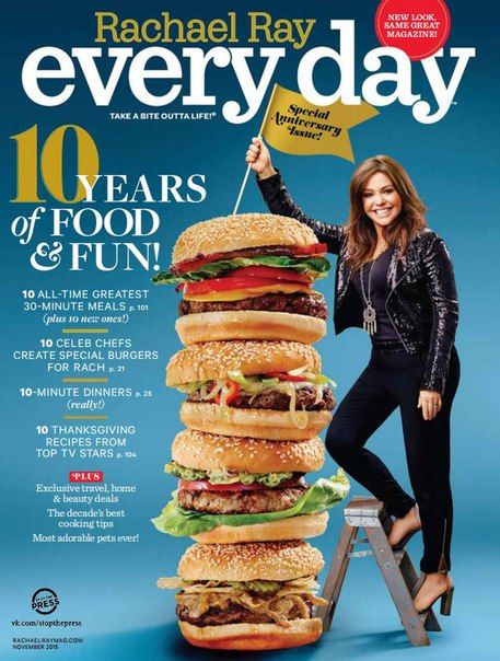 Download Every Day with Rachael Ray - November 2015