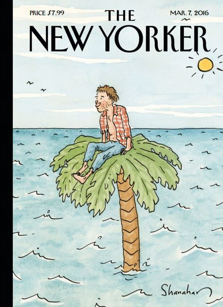 Download The New Yorker - March 7 2016