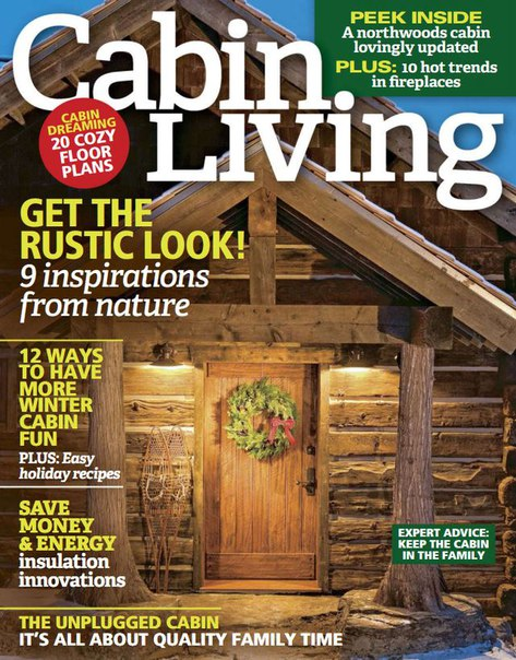 Download Cabin Living - December 2015