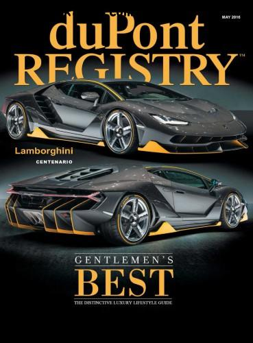 Download duPont REGISTRY - May 2016