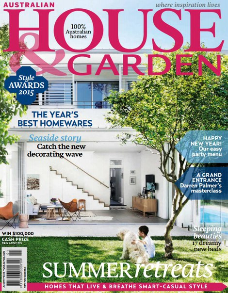 Download House & Garden - January 2016 AU