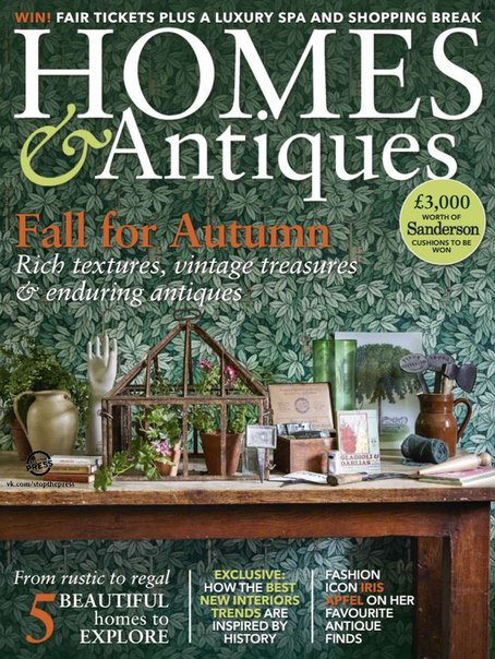 Download Homes & Antiques - October 2015