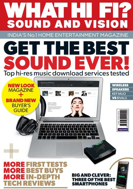 Download What Hi-Fi Sound and Vision - February 2016