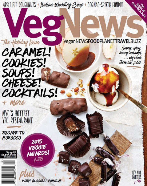 Download Veg News - December 2015