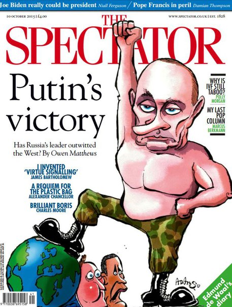 Download The Spectator - October 10, 2015
