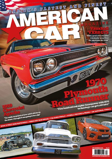 Download American Car - December 2015