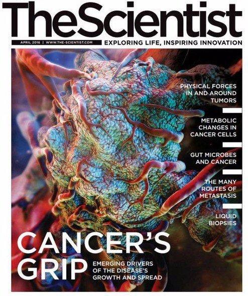 Download The Scientist April 2016