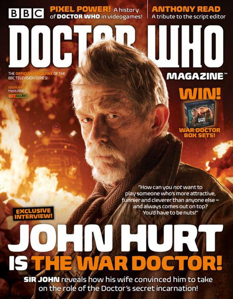 Download Doctor Who Magazine - Issue 496 (2016)