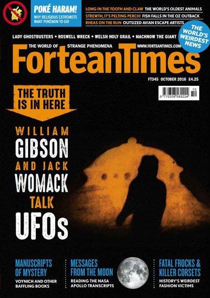 Download ForteanTimes - October 2016