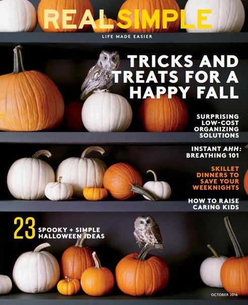 Download Real Simple – October 2016