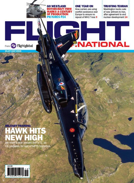Flight International – July 27, 2015