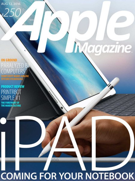 Download AppleMagazine - August 12, 2016