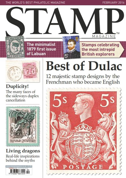 Download Stamp Magazine - February 2016