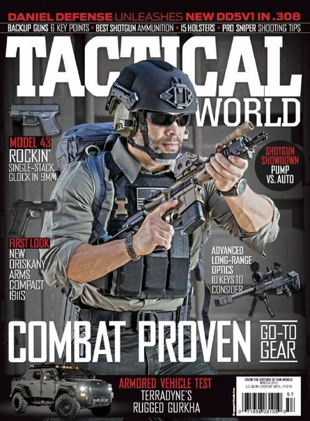 Download Tactical World - Winter 2015