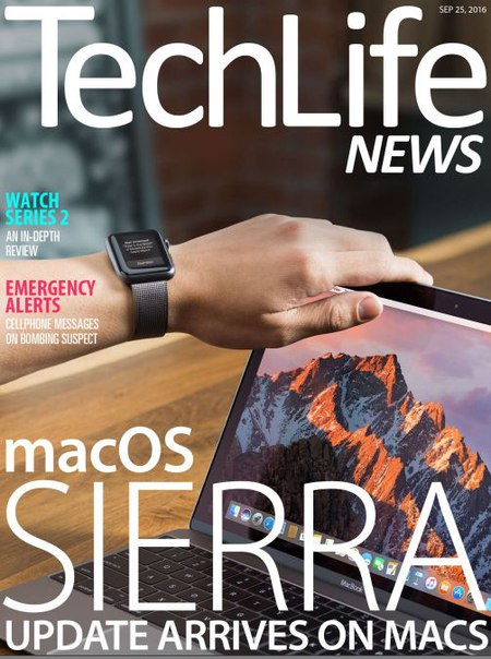 Download TechLifeNews - September 25 2016