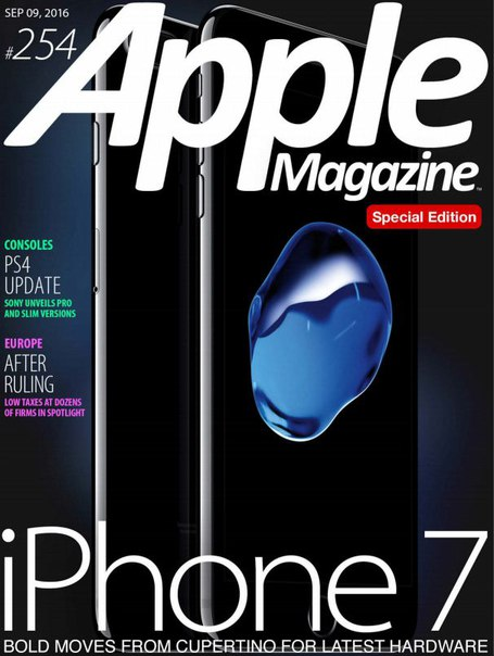 AppleMagazine – September 9, 2016
