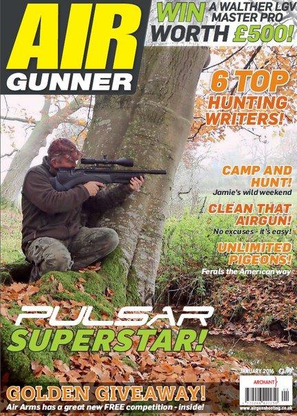 Download Air Gunner - January 2016