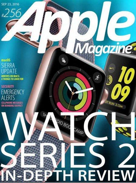 Download AppleMagazine - September 23, 2016