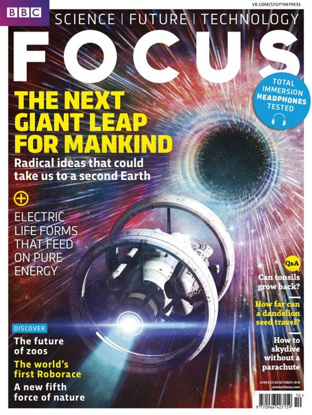 Download BBC Focus – October 2016