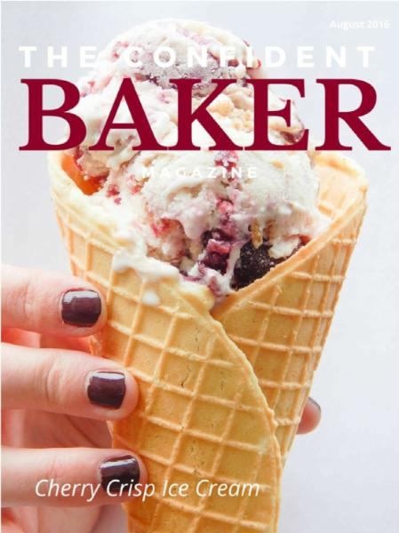 Download The Confident Baker - August 2016