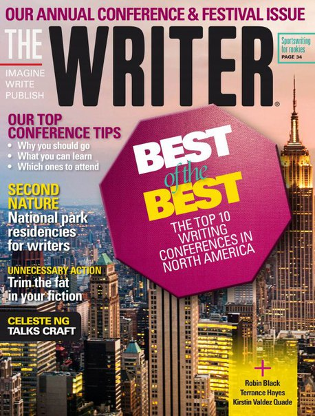 Download The Writer - June -July 2016