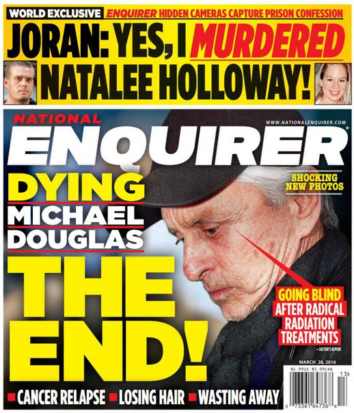 Download National Enquirer - March 28, 2016