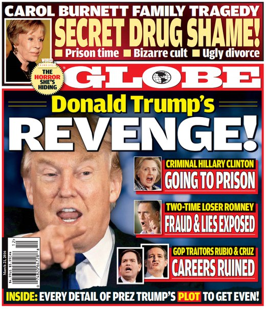 Download Globe - March 21, 2016