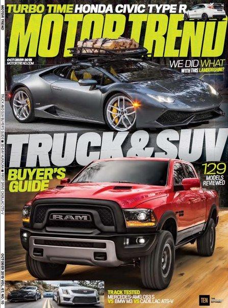 Motor Trend October 2015 Pdf Download Free