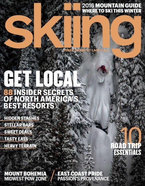 Download Skiing 2016 Mtn Guide - October 2015