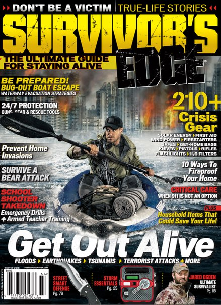 Download Survivor's Edge - Winter 2016