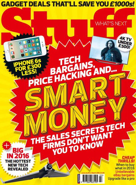 Download Stuff - March 2016