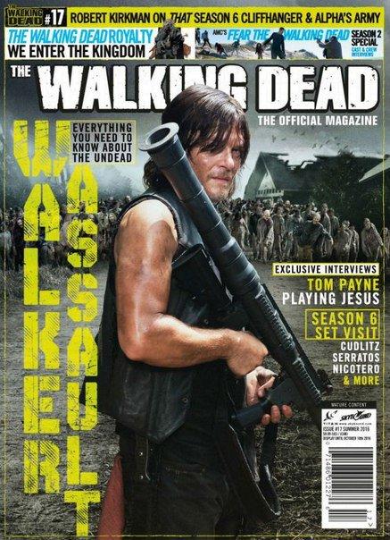 Download The Walking Dead Magazine - Summer 2016