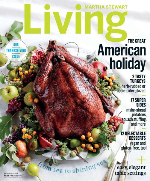 Download Martha Stewart Living - November 2015