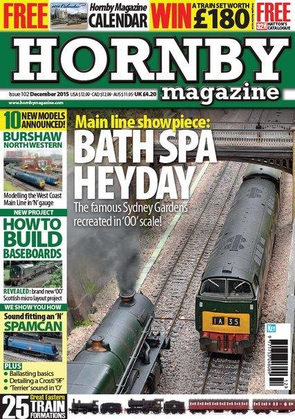 Download Hornby Magazine - December 2015