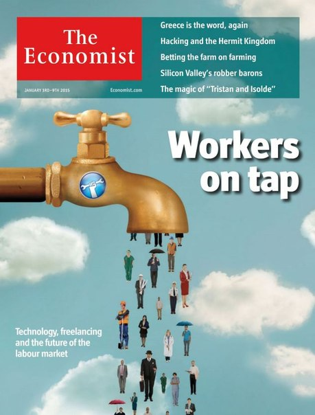 Download The Economist - January 3, 2015