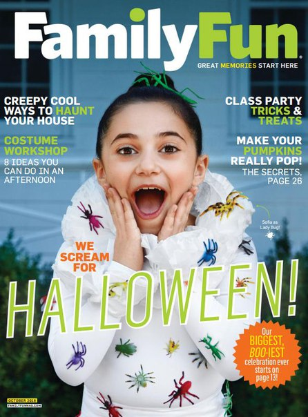 Download FamilyFun - October 2016