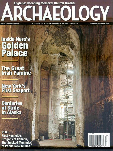 Download Archaeology - October 2015 USA