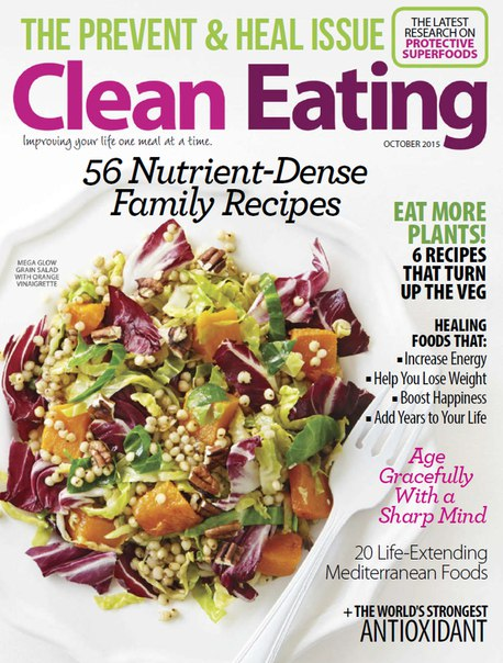 Download Clean Eating - October 2015