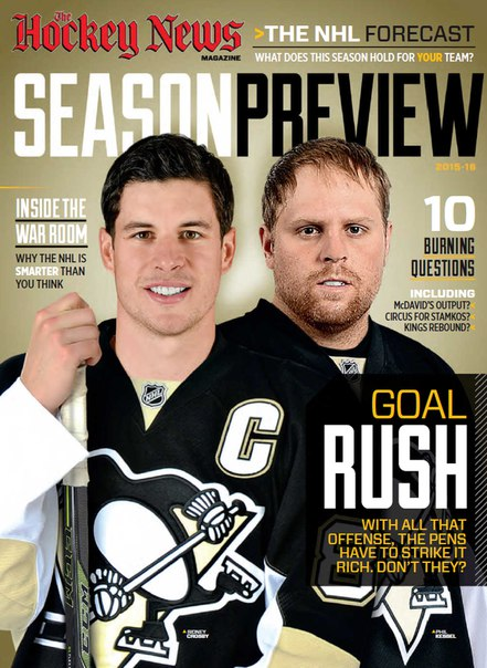 Download The Hockey News - October 12, 2015