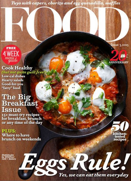 Download Food Magazine Issue 3 - 2015 PH