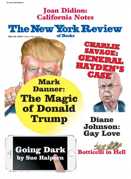 Download The New York Review of Books - May 26, 2016