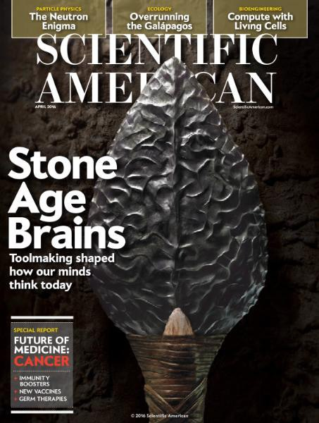 Download Scientific American May 2016