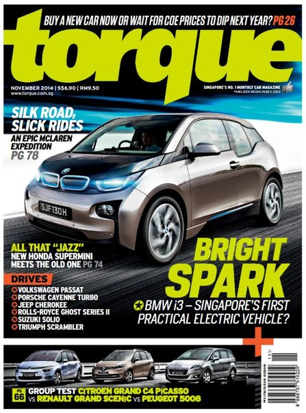 Download Torque - November 2014