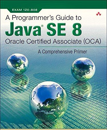Download A Programmer's Guide to Java SE - Khalid A Mughal