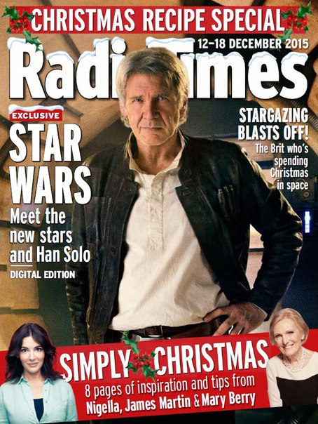 Download Radio Times - December 12, 2015